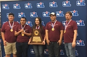 Robotics Teams Win State In Alliance With Dimmitt And Kelton