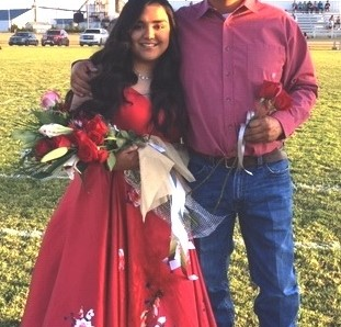 Kirston Diego Crowned 2019 Homecoming Queen